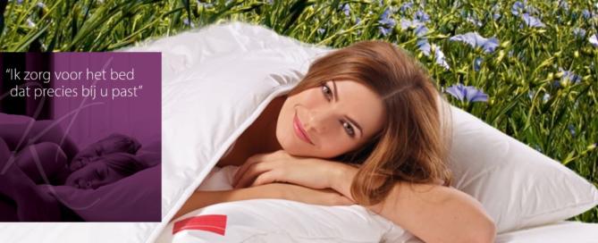 persoonlijk slaapadvies dekbed anti- allergisch